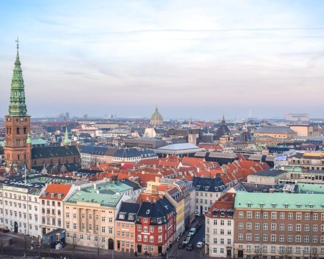 Копенхаген – Малмьо – Брюксел – Амстердам – Хамбург