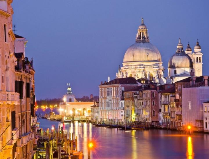 Коледа 2019 във Венеция