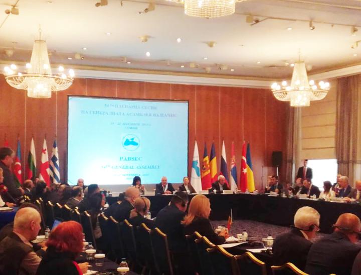 54-та Генерална асамблея на Парламентарната асамблея за Черноморско икономическо сътрудничество